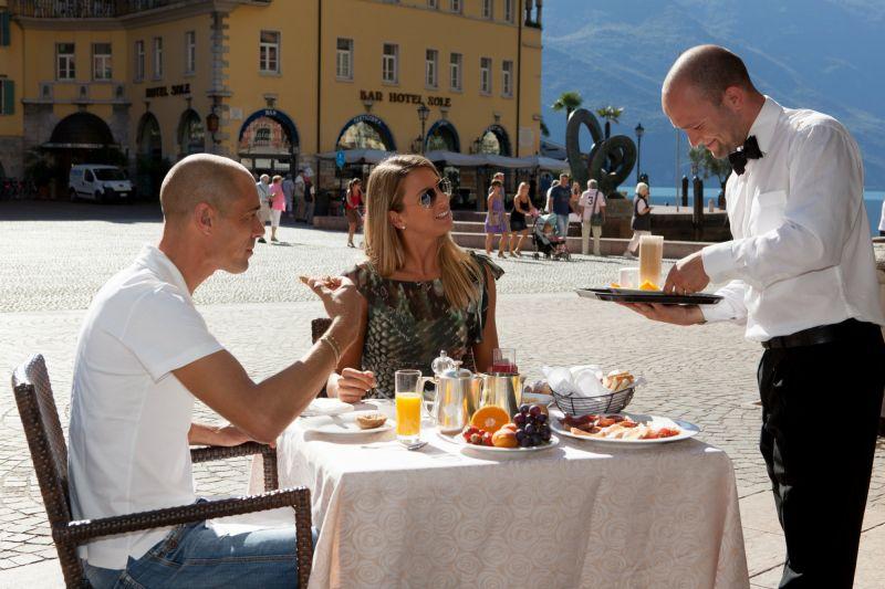 Hotel **** Portici Riva del Garda