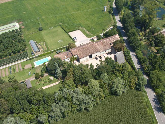 Boerderij Corte Pellegrini Verona
