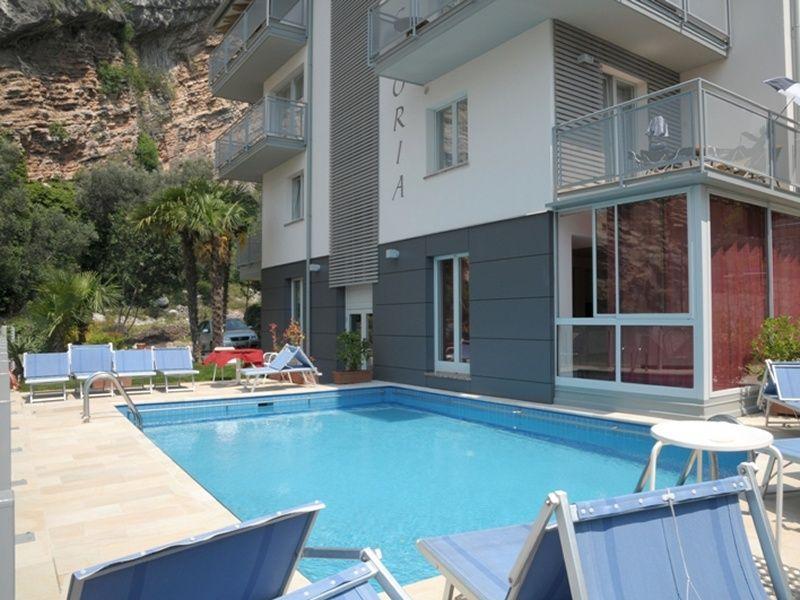 Hotel *** Villa Gloria Nago Torbole, TN - Italien