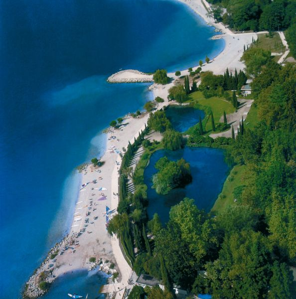 Hotel **** Du Lac et Du Parc Riva del Garda