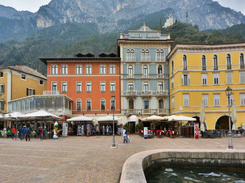 Hôtel **** Europa Riva del Garda