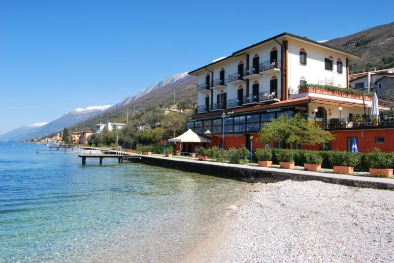 Hôtel *** La Caletta hotel Bolognese Brenzone