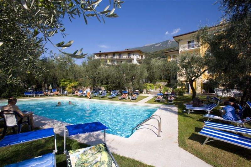 Hotel *** Augusta Malcesine