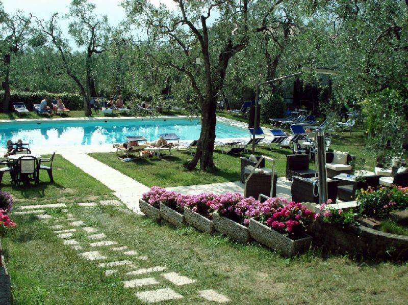 Hotel Augusta Malcesine Vr Italien