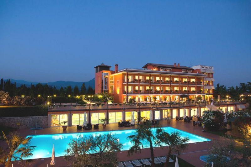 Hôtel **** Boffenigo Small & Beautiful Hotel Thermae Costermano